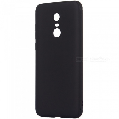 ASLING TPU Case Ultra-thin Soft Protector for Xiaomi Redmi 5 Plus - Black