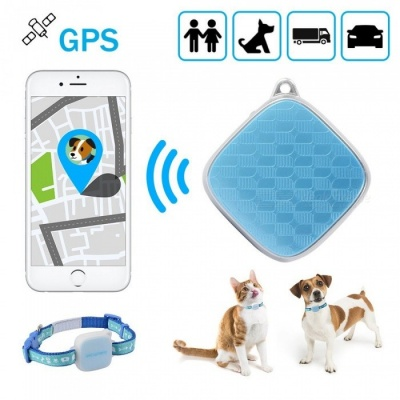 XCSOURCE Mini Waterproof Pet Dog GPS Tracker GSM/GPRS Real Time Tracker Locator