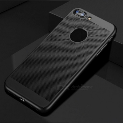 Stylish Ultra thin Protective Case for IPHONE 7 PLUS - Black