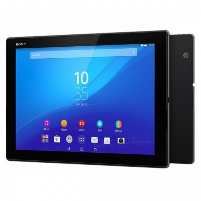 "Sony Xperia Z4 SGP771 10.1"" Android Bluetooth Tablet PC 3GB RAM 32GB ROM LTE Nano-SIM Card Slot with BKB50 Keyboard - Black"