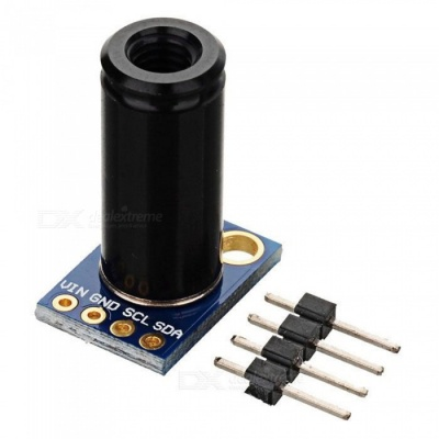Produino GY-MLX90614-DCI IIC Long Distance Infrared Temperature Sensor Module with Small Angle