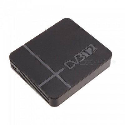 K2 Full HD 1080P DVB-T2 Digital Terrestrial Receiver, Compatible with Full Multimedia Player / H.264 Set-top Box