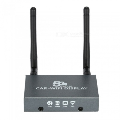 PVT 898 5G / 2.4G Car Wi-Fi Display Dongle Receiver Linux