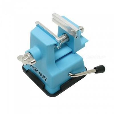OJADE Mini Vice Work Table, Crafts Mould Repair Fixed Tool