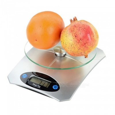 QE-5 5kg/1g Baking Kitchen Scale Fruit Scale Precise Scale
