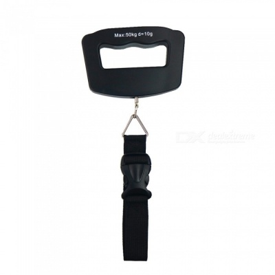 50kg/10g Portable Electronic Scale Luggage Scale