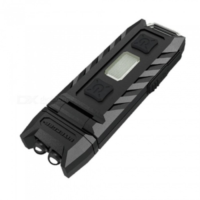 NITECORE Thumb Mini LED Light, High Performance Max.85LM 3-Mode USB Rechargeable Flashlight