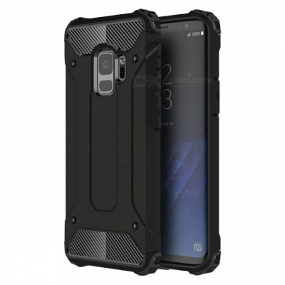 Dayspirit King Kong Armor Style Shockproof Anti-Scratch Protective Back Cover Case for Samsung Galaxy S9