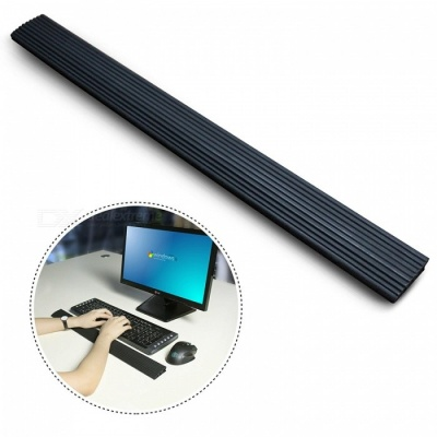 Measy Wrist Rest Pad Computer Keyboard And Mouse Wrist Support Cushion for More Comfortable Typing And Less Wrist Strain