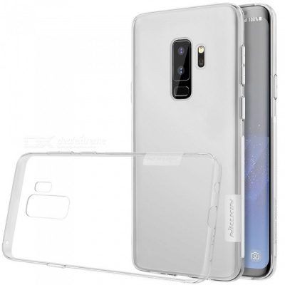 Nillkin Soft TPU Protective Cover Case for Samsung Galaxy S9 Plus - Translucent
