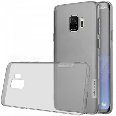 Nillkin Soft TPU Protective Cover Case for Samsung Galaxy S9 - Gray