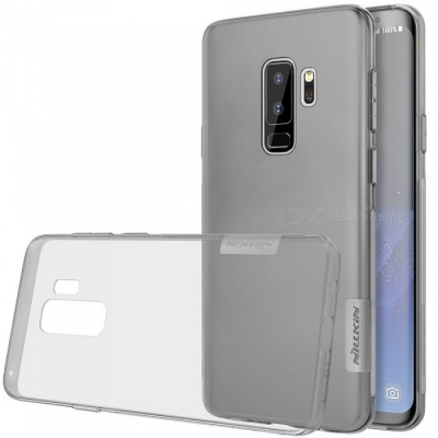 Nillkin Soft TPU Protective Cover Case for Samsung Galaxy S9 Plus - Gray