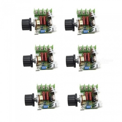 ZHAOYAO 10PCS 2000W Thyristor High Power Electronic Voltage Regulation Boards
