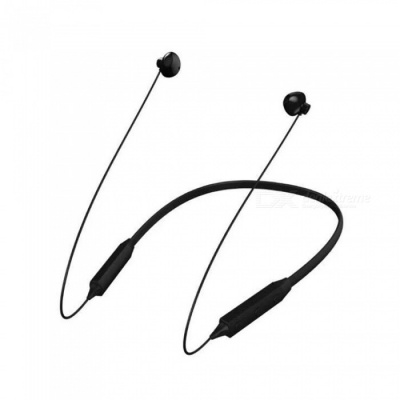 Sports Bluetooth Stereo Earphones Headset - Black