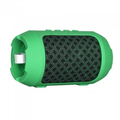 ZHAOYAO Mini Outdoor Bluetooth Stereo Hands-free Speaker - Green
