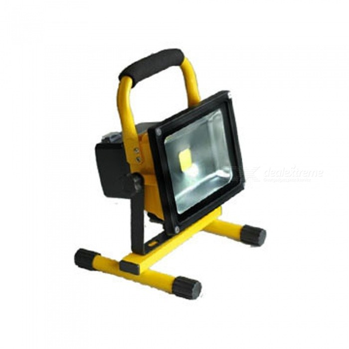 ZHAOYAO 20W LED Floodlight Portable Searchlight Car Emergency Light Site Spotlight Nightlight