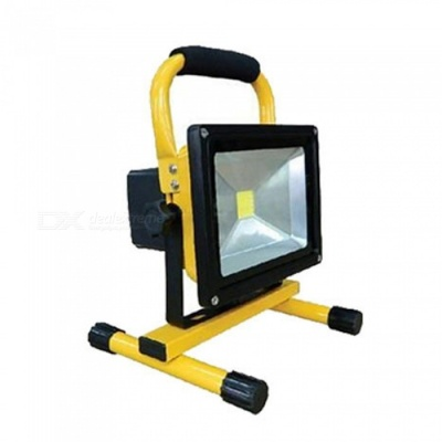 ZHAOYAO 10W LED Floodlight Portable Searchlight Car Emergency Light Site Spotlight Nightlight
