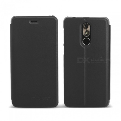 OCUBE Protective Flip-open PU Leather Case for Cubot R9 5.0 Inches - Black