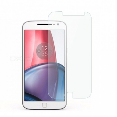 Dayspirit Tempered Glass Screen Protector for Motorola Moto G4 Plus