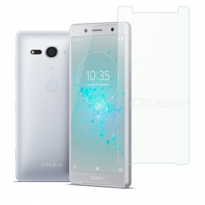 Dayspirit Tempered Glass Screen Protector for Sony Xperia XZ2 Compact, XZ2 Mini