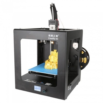 High precision Creality 3D Auto Leveling CR-2020 Education Person Full Assembled 3D Printer - Black