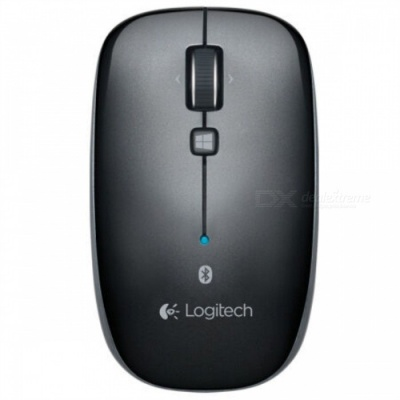 Logitech Bluetooth Mouse M557 for PC, Mac and Windows 8 Tablets - Black
