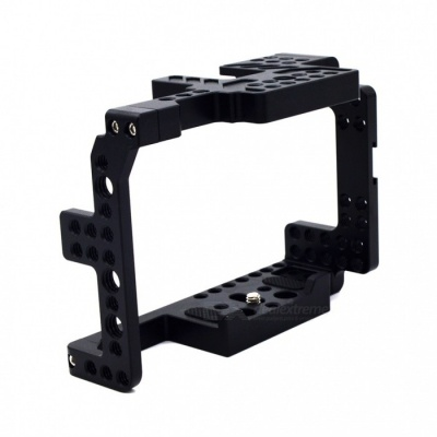 VELEDGE Camera Stabilizer Video Cage for Sony A7II A7RII A7SII ILDC