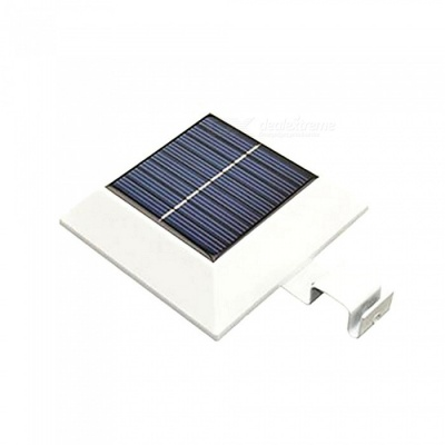 AIBBER TONE LED Solar Light Outdoor Waterproof Body Induction PIR Motion Sensor Super Bright Wall Lamp for Garden Path