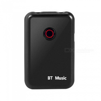 Bluetooth Audio Transmitter / Receiver Two in One Wireless Adapter - Black