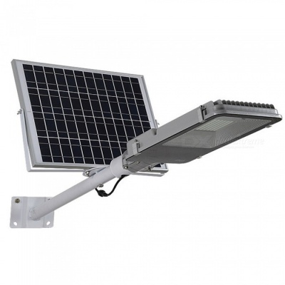 ZHAOYAO 50W Solar Powered Outdoor Waterproof Intelligent Light with Remote Control