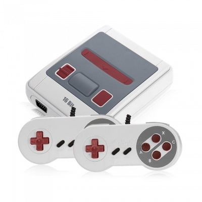 Mini Video Game Console,16-Bit Retro Handheld Game Player with Built-in 167 Classic Games