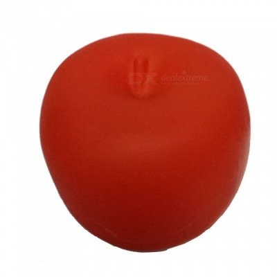 OJADE Apple Shape Mini LED Red Lamp for Christmas Eve, New Year Party Decoration