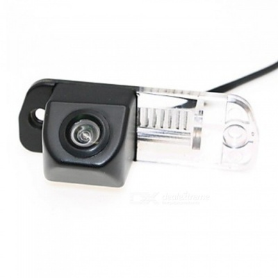 OJADE 140 Degree CCD Waterproof Car Rear View Camera w/ Night Vision for Volvo XC60/S40/80 420 TV Lines NTSC / PAL