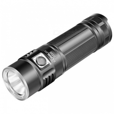 Klarus G20 Cree XHP70 N4 3000LM 2A Quick Charge LED Flashlight - Black