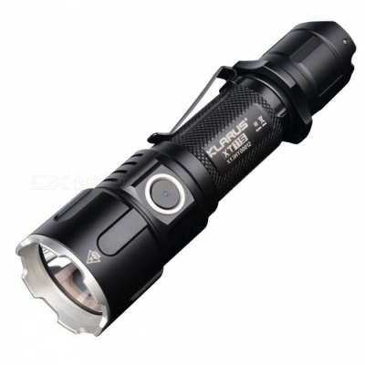 Klarus XT11S 1100LM Cree XPL HI Tactical LED Flashlight - Black
