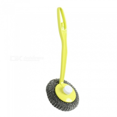 Non-stick Oil Long Handle Brush Wash The Kitchen Cleaning Utensils And Appliances Do Not Hurt Hand Washing Dishes Brush