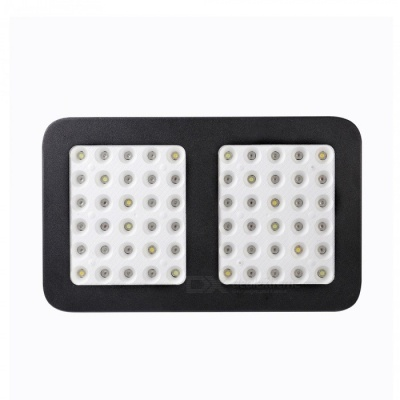 ZHAOYAO Reflector Cup Electroplating 60-LED RGB Full Spectrum Greenhouse Fill Light (AC 100~240V)