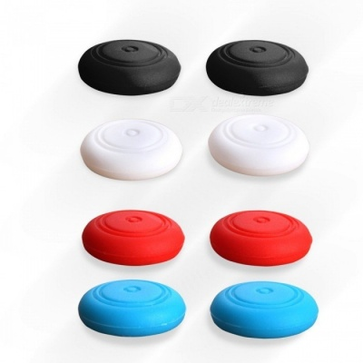 8Pcs Silicone Thumb Stick Caps for Nintendo Switch Controller Joy-Controller