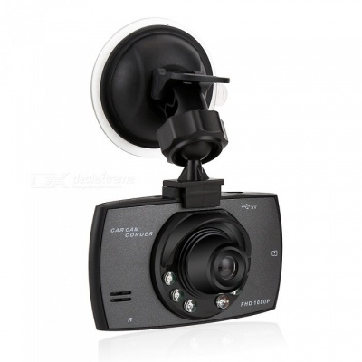 Kelima 2.4 Inches 720P Car Driving Recorder DVR with Loop Video Recording Function