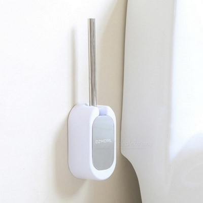 Fashion Creative Wall-mounted Toilet Brush Set with a Base
