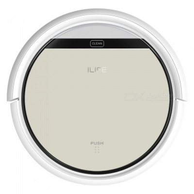 ILIFE V5 Portable Ultra Slim Intelligent Robot Vacuum Cleaner for Pet Hair
