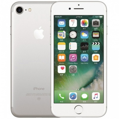 Apple IPHONE 7 32GB ROM Mobile Phone Quad-Core 12.0MP Camera - Unlocked, Used,Silver