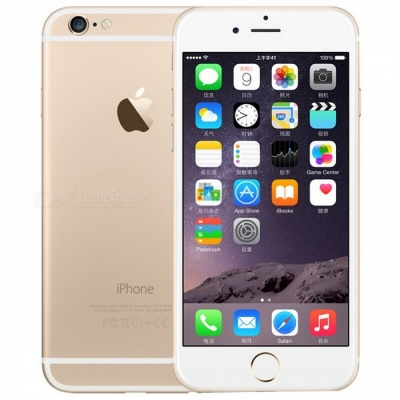 Apple IPHONE 6 PLUS 16GB Mobile Phone Grade A - Unlocked, Used,Gold