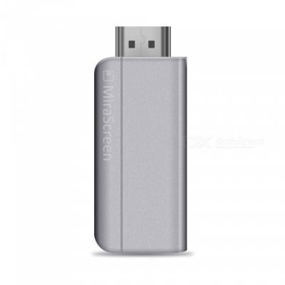 MiraScreen K2 HD TV Stick, HDMI 2.0 Miracast DLNA AirPlay Wireless Wi-Fi Display Dongle Receiver for iOS andriod