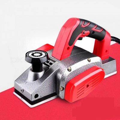 Portable Wood Working Electric Planer Electric Hand Shaper DIY Power Tool