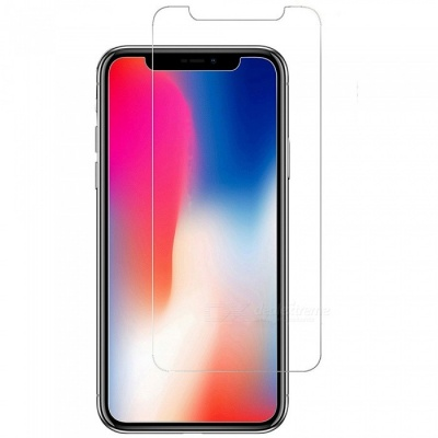 ASLING 2.5D Arc Edge 9H Tempered Glass Screen Film for IPHONE X