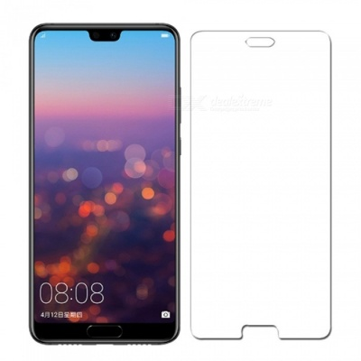 Naxtop 2.5D Tempered Glass Screen Protector for Huawei P20 Pro - Transparent (2PCS)