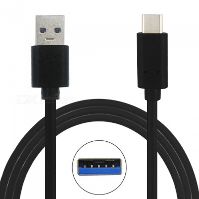 Mini Smile 5A 10Gbs Quick Charge USB 3.1 Type-C to USB 3.0 Charging /Data Transfer Cable for Samsung Galaxy S9 /S9 Plus / Huawei