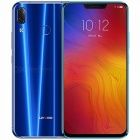 Lenovo Z5 Mobile Phone Octa Core 6GB 64GB 19:9 Full Screen Phone Android 8.1 4G LET Dual Sim Cards Smart Cellphone Blue (CN Version)
