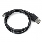USB Data & Charging Cable for Samsung i9000 - Black (1M-Length)